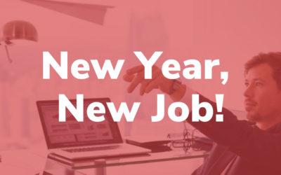 New Year, New Job!