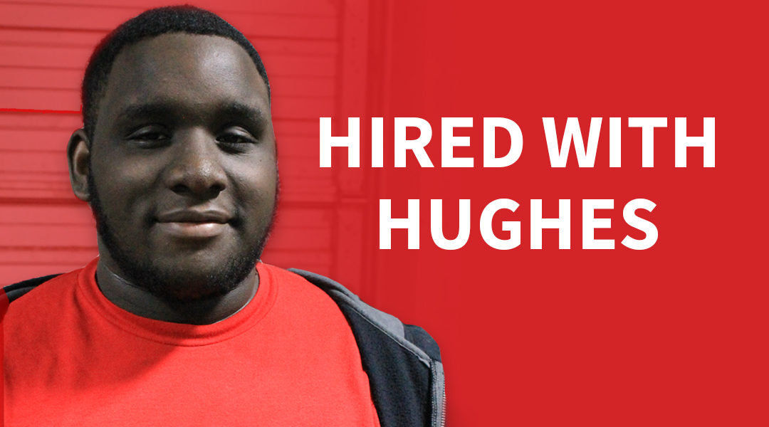 Hired With Hughes | Employee Spotlight