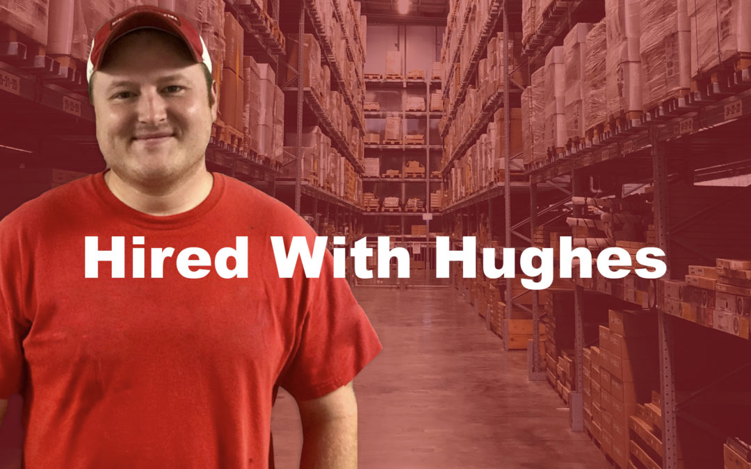 Hired With Hughes: Scott