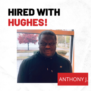 Get hired with Hughes