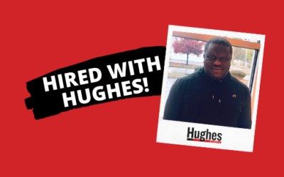Hired With Hughes: Anthony
